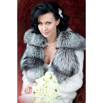 Свадебная прическа Ретро стиль 9