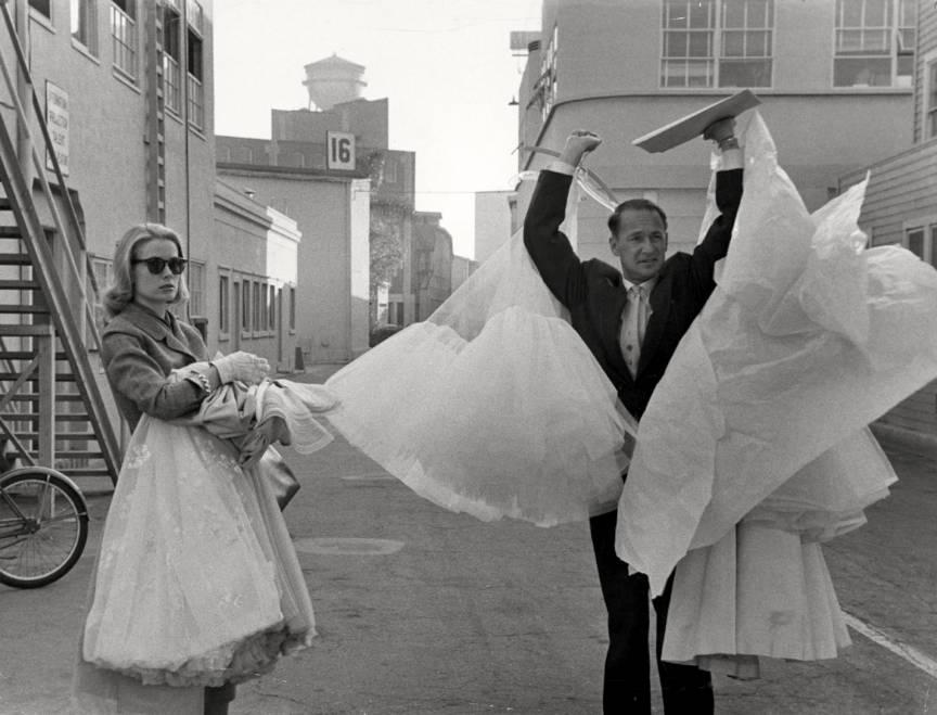иконы свадебной моды грейс келли 2