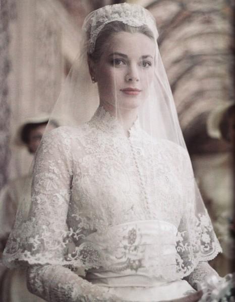 иконы свадебной моды грейс келли 12